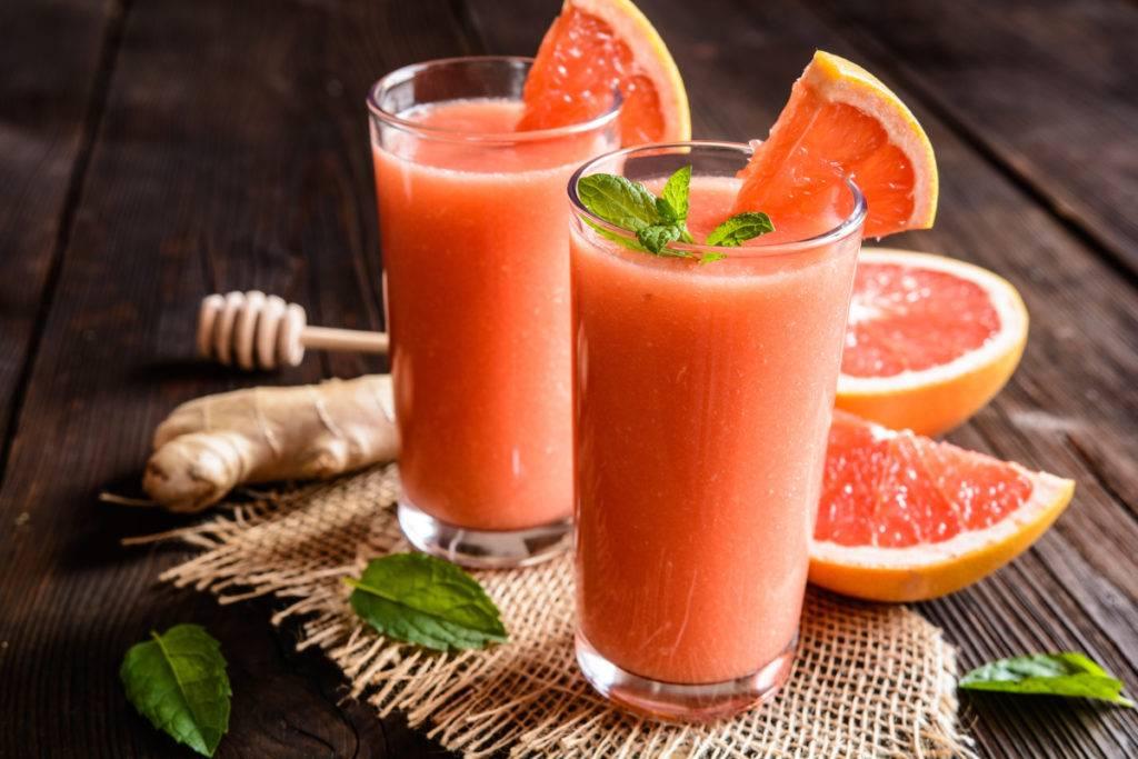 Грейпфрут для похудения, польза, как есть, пошаговый рецепт