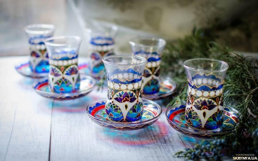 Как называется турецкий стакан для чая