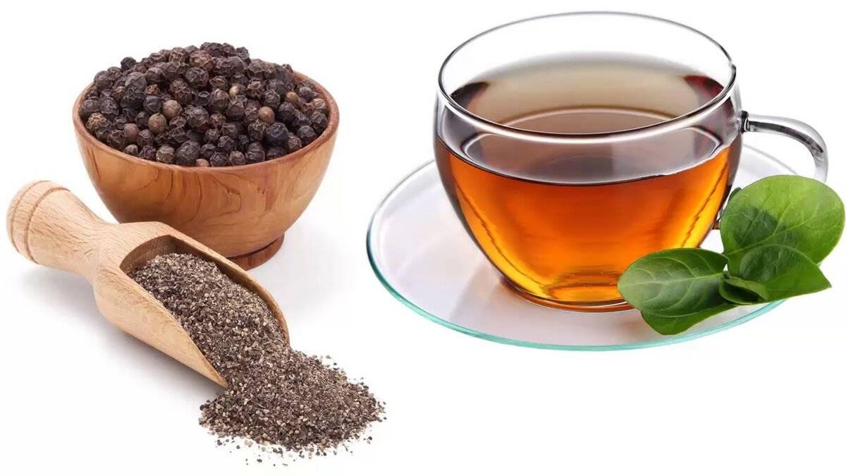 калорийность заваренного чая
