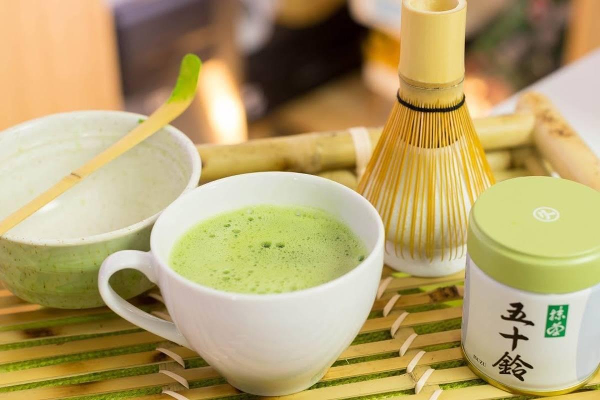 Чай матча. польза и свойства чая матча