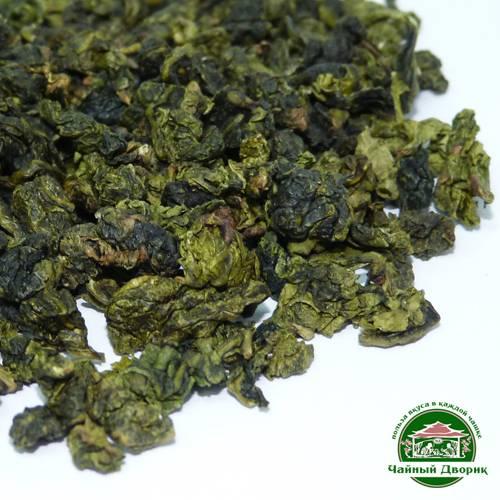 Как правильно заваривать чай дун дин улун