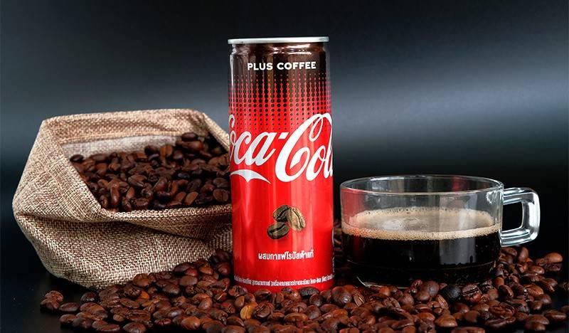 Как приготовить коктейль энергетик кола и кофе