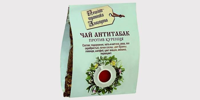 Монастырский чай от курения: из чего состоит и как правильно принимать