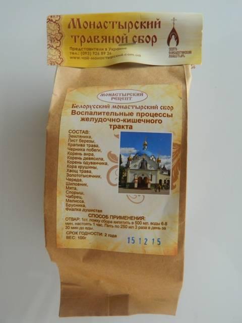 Почечный монастырский чай: состав, лечение, где купить