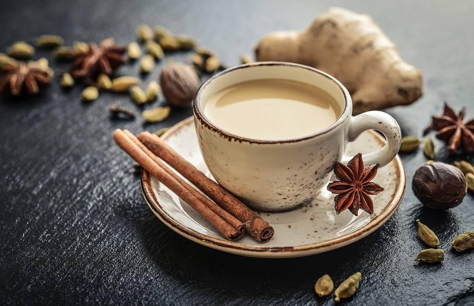 Чай масала со специями – секреты приготовления