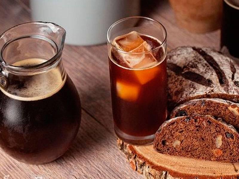 Домашний хлебный квас — 5 простых рецептов приготовления