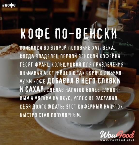 По венски кофе рецепт с фото: калорийность, состав, подача, по венски кофе : как приготовить