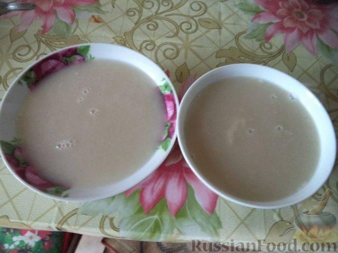 Рецепт приготовления овсяного киселя из геркулеса