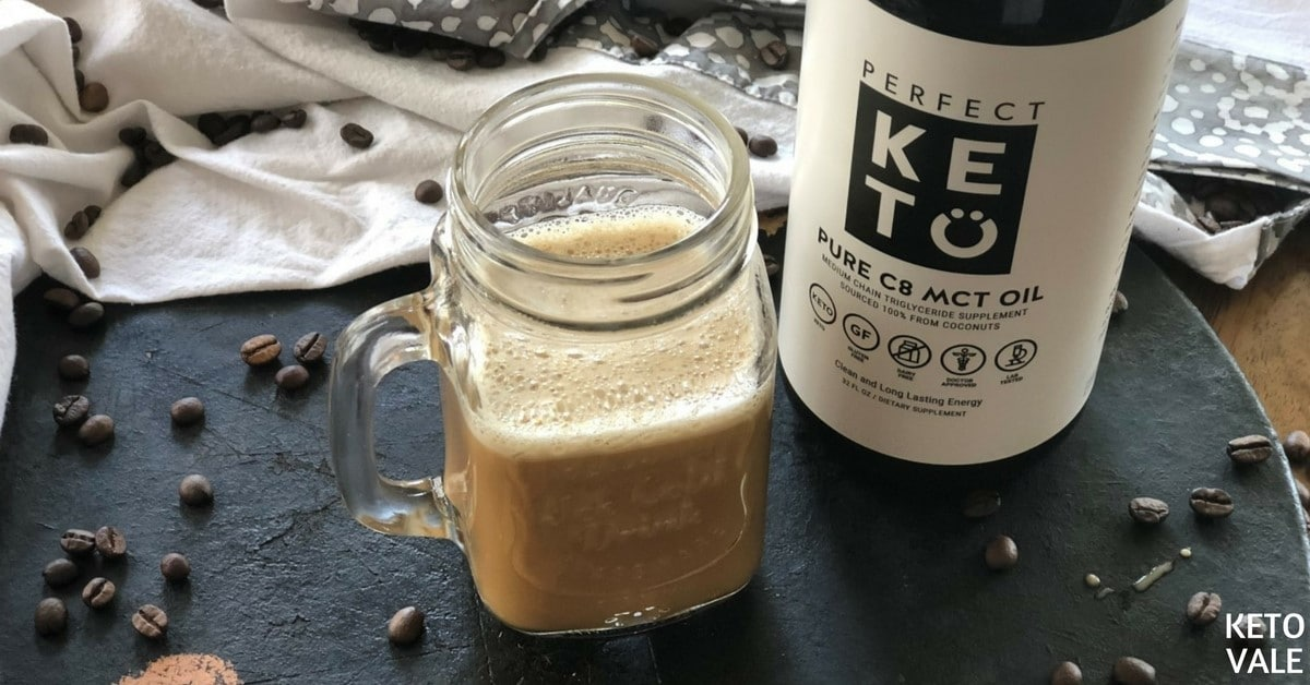 Bulletproof coffee recipe: the original keto coffee with butter & mct oil