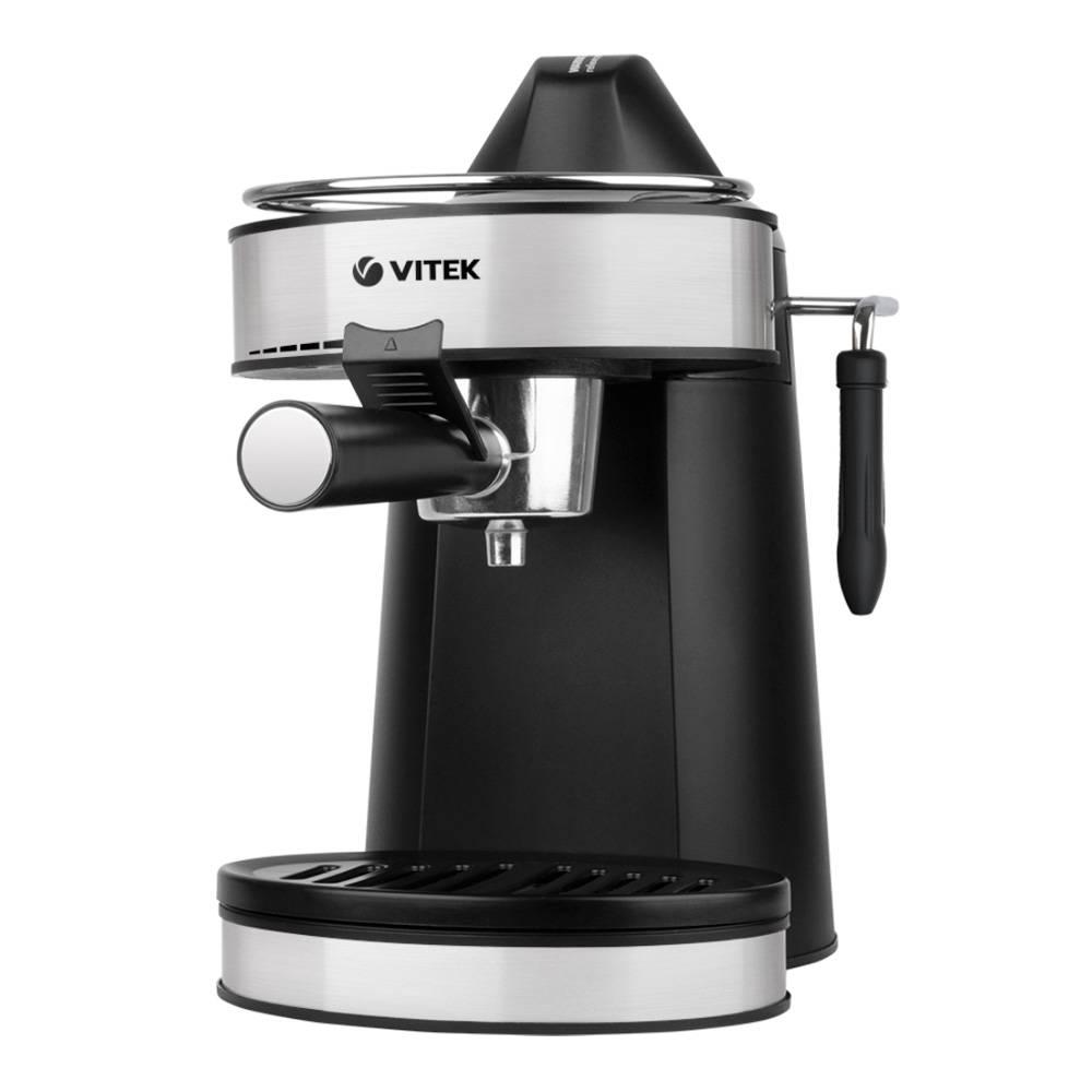 Обзоры кофейной техники vitek