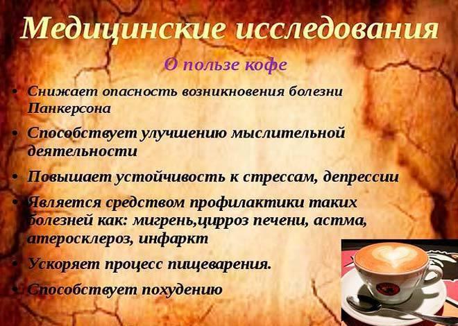 Влияние кофе на кости и суставы