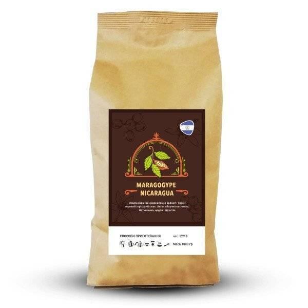 Знакомимся с арабикой: кофе марагоджип