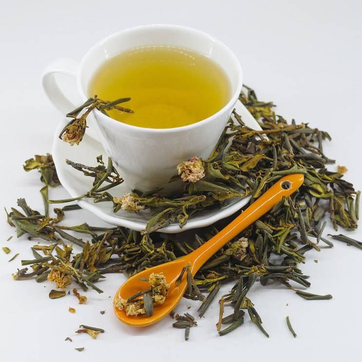 Чай саган-дайля: свойства и особенности заваривания