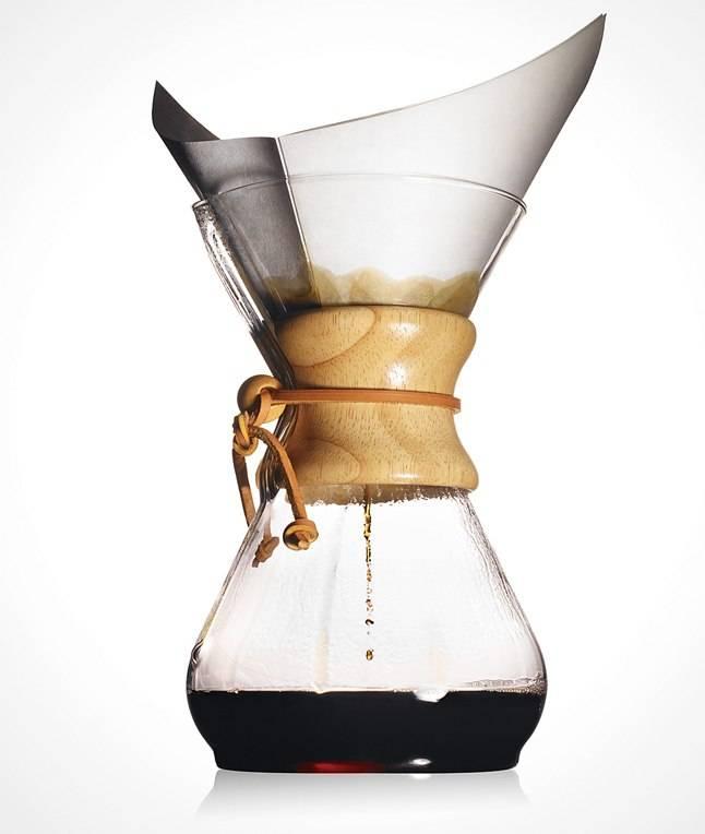 Кемекс: что это такое, как заваривать кофе в нем, рецепт