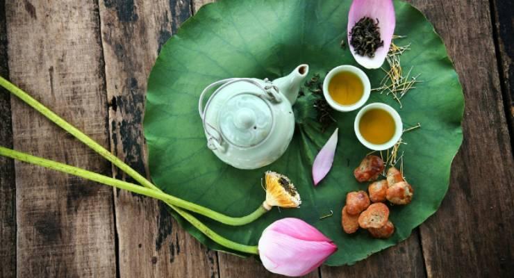 Чай из лотоса вьетнам польза. чай с лотосом из вьетнама польза и вред