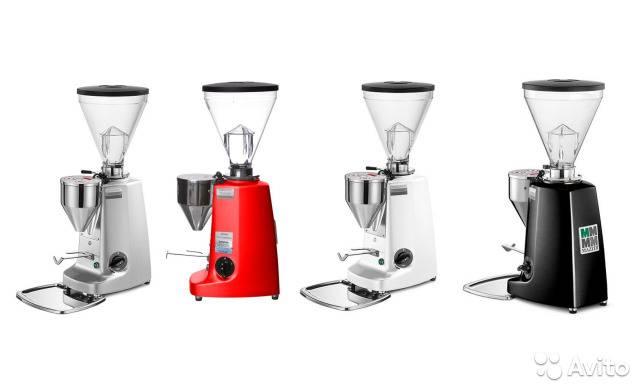 Кофемолка mazzer - модели super jolly, luigi, mini, major