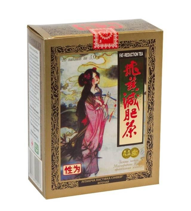 Китайский чай Ласточка