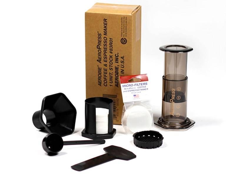 Аэропресс для кофе: новая игрушка для кофеманов