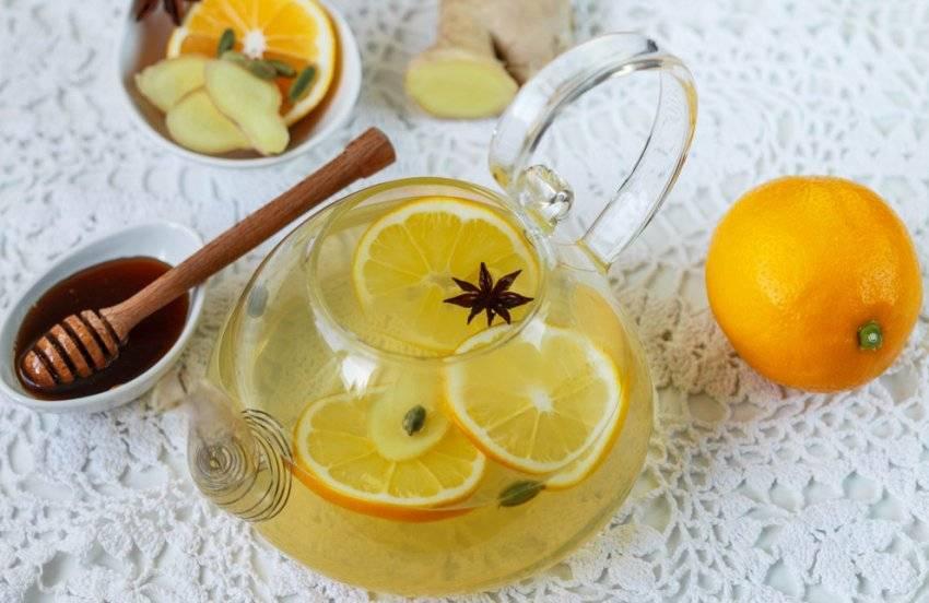 Имбирь, лимон, мед и корица: рецепт для похудения