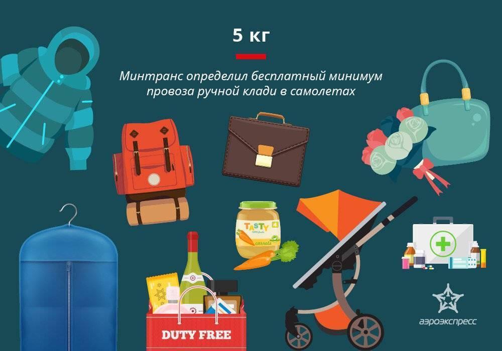 Правила перевозки багажа в самолете - подробные правила провоза багажа в самолете