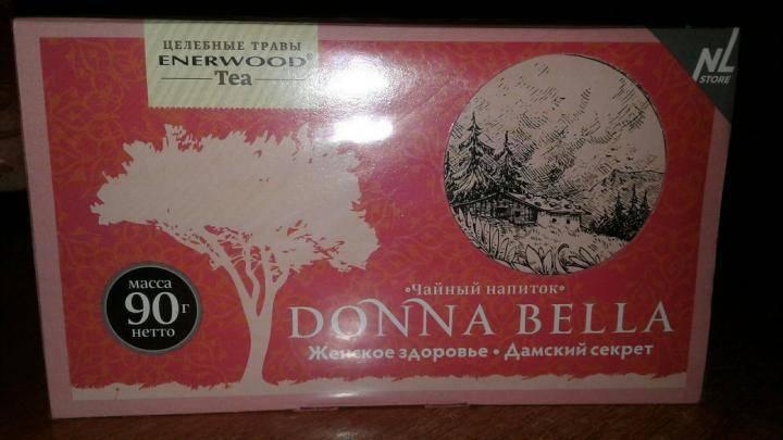 Чай донна белла при климаксе