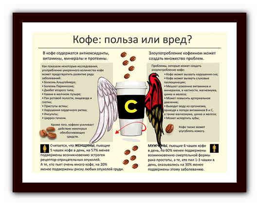 Влияние кофе на почки: негативное или положительное?