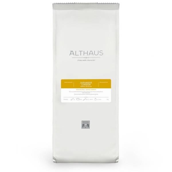 Чай althaus: история и производство, ассортимент