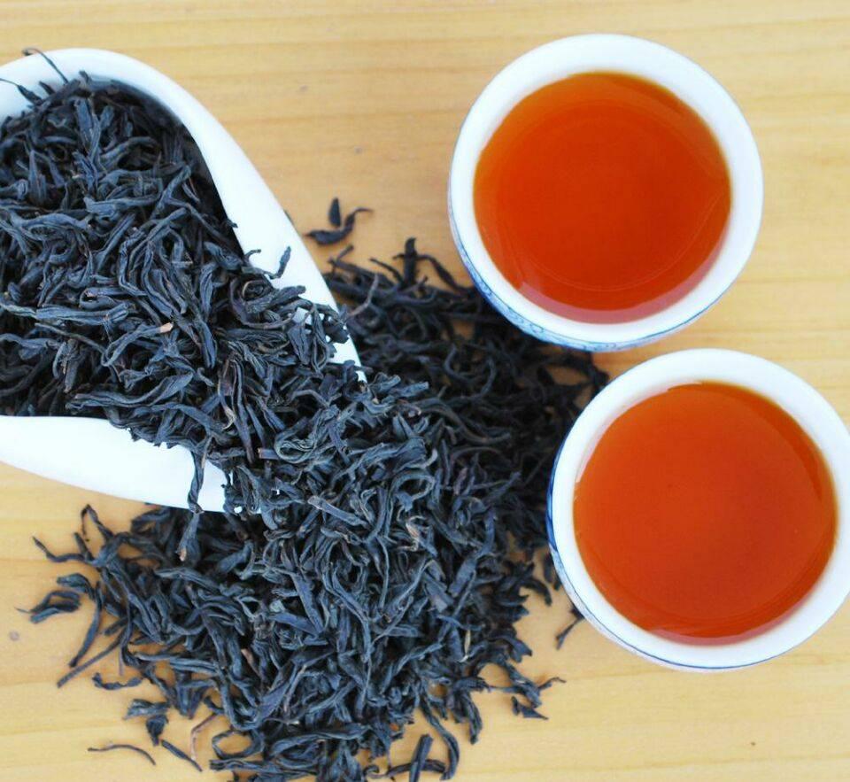 Чай лапсанг сушонг