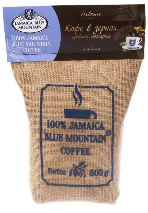 Кофе блю маунтин (blue mountain) из ямайки: описание сорта