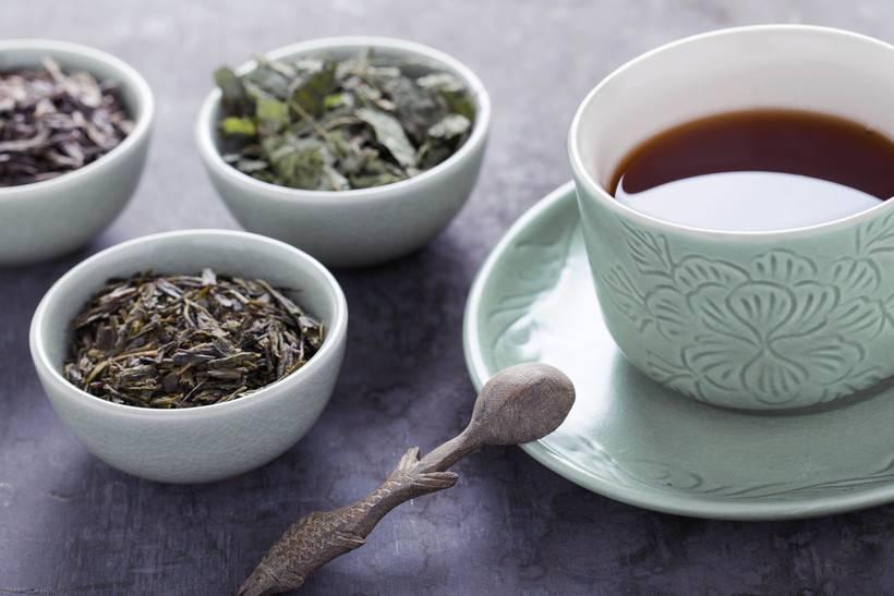 Чай с лотосом, описание продукта и действие на организм