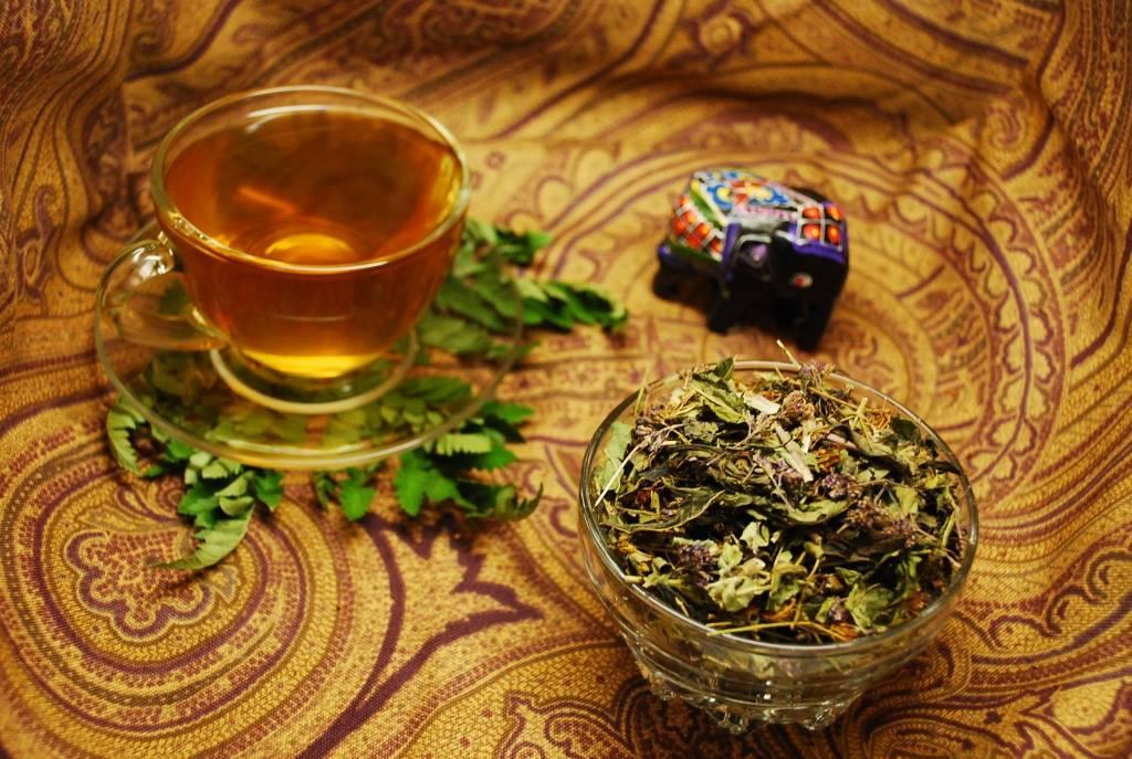 Успокаивающие чаи для детей
