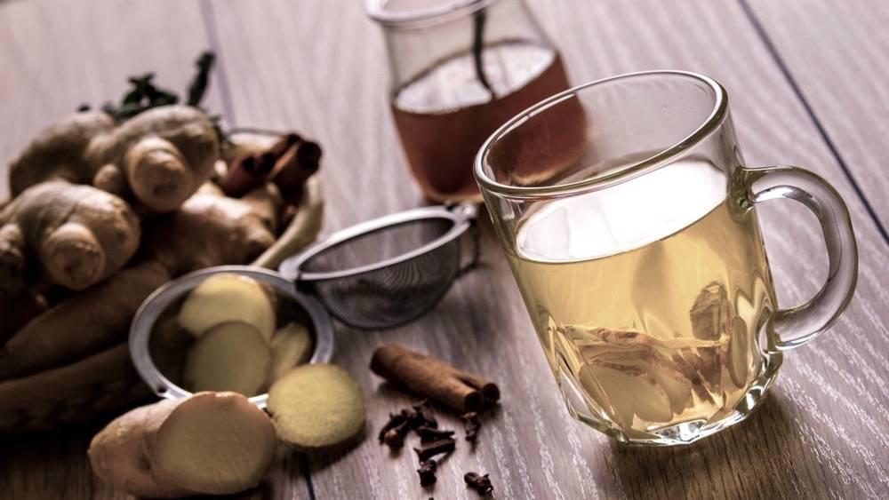 Чай с имбирем - вред и польза, секреты похудения и приготовления