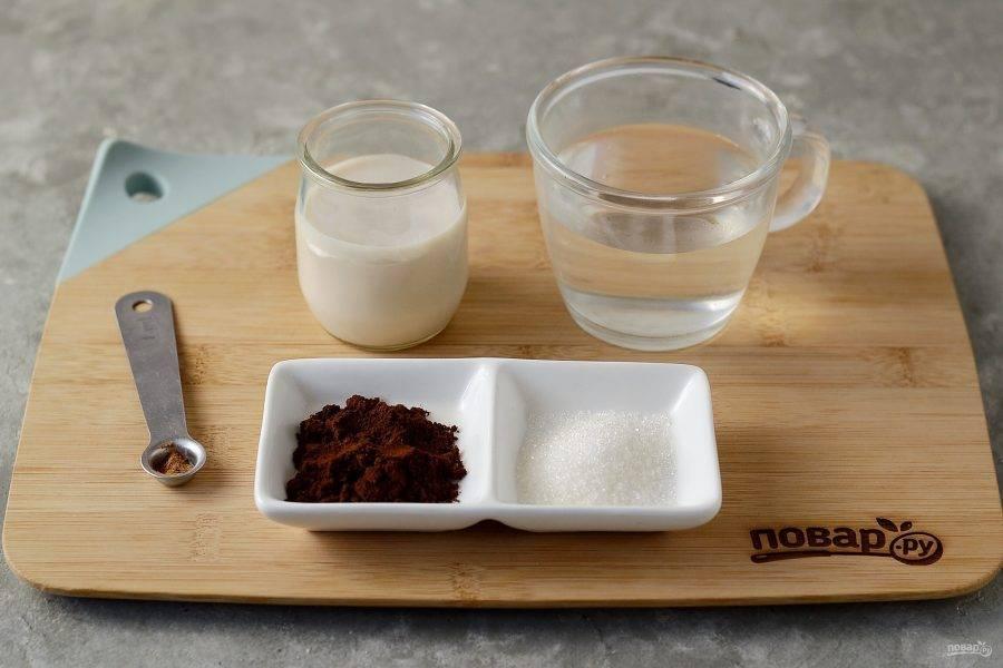 Как приготовить кофе с шоколадом