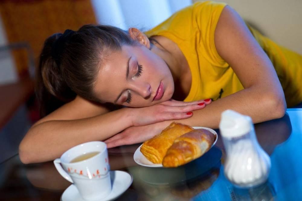 Почему от кофе хочется спать