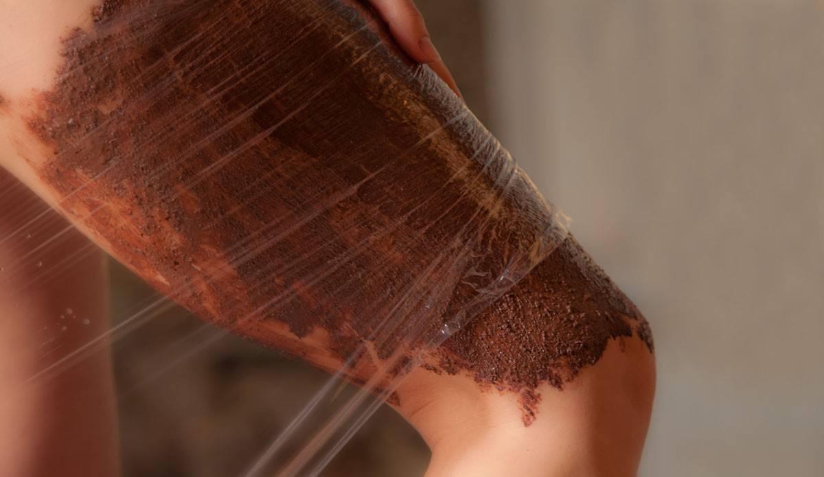 Кофейное обертывание от целлюлита в домашних условиях - аромат против жира