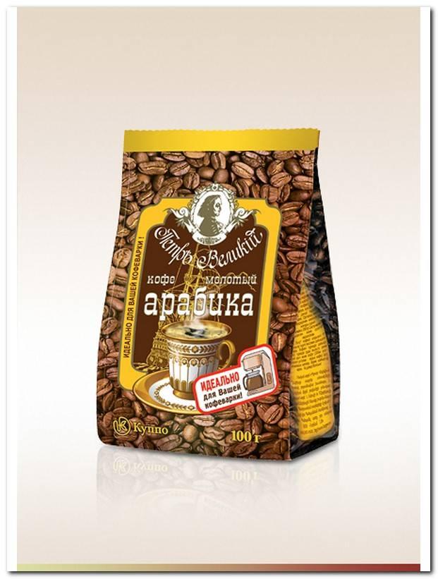 Кофе петр великий