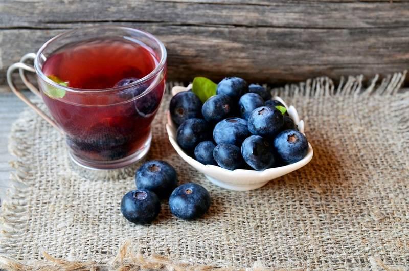 Топ-7 рецептов киселя из ягод