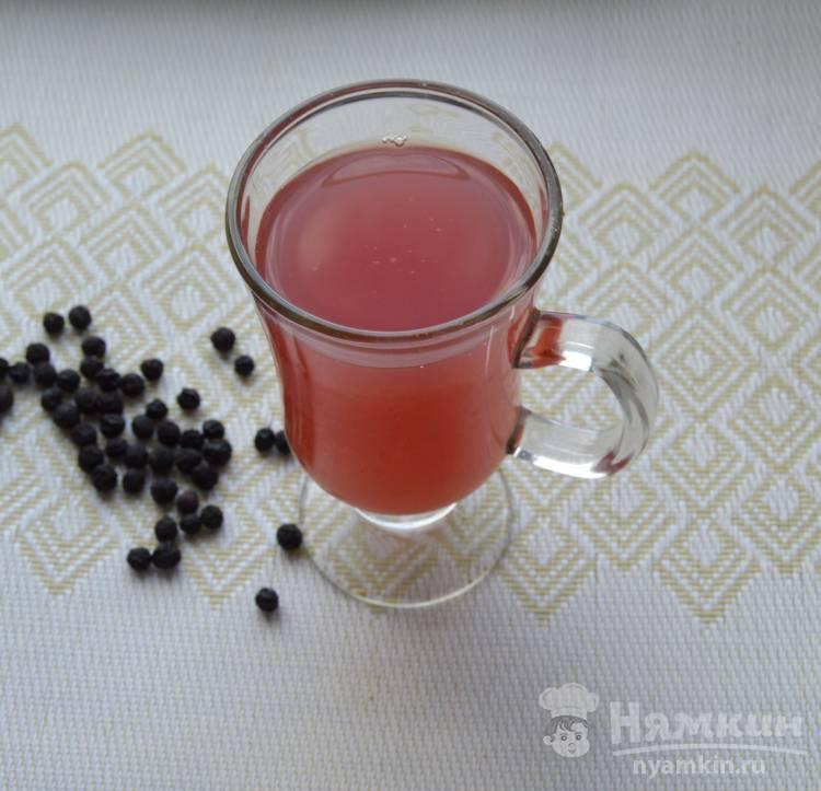 Полезные свойства черноплодной рябины — рецепты
