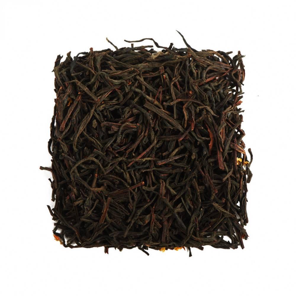 Зеленый чай с османтусом польза