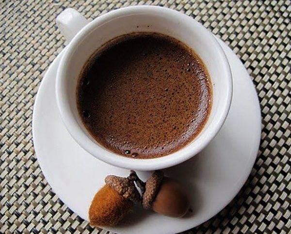 Кофе из желудей – польза и вред, рецепт, заготовка плодов