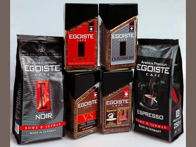 Кофе эгоист: растворимый, молотый, в зернах - отзывы