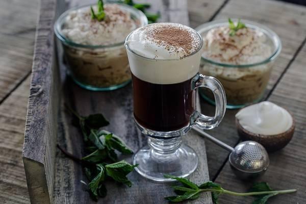 Ирландский кофе (irish coffee) — история и рецепт коктейля