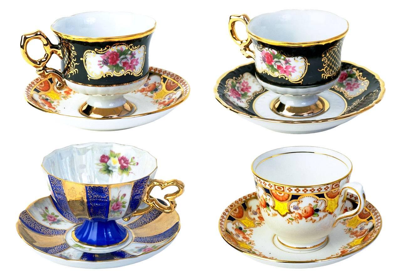 Объем чашки, кружки: чем отличается, в чем разница