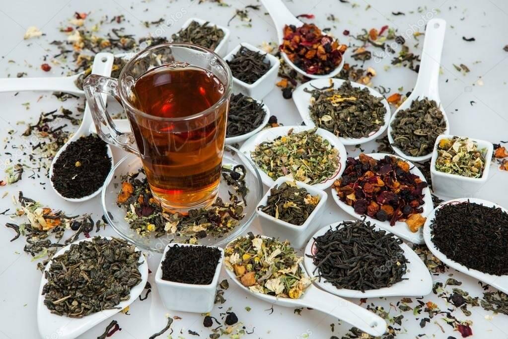 Пять самых популярных купажей черного чая
