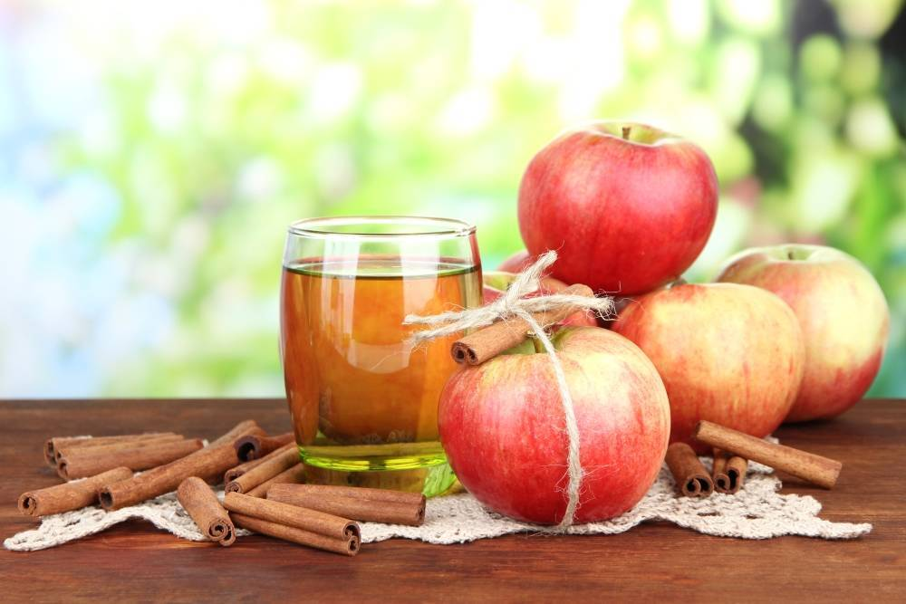Яблочный квас в домашних условиях