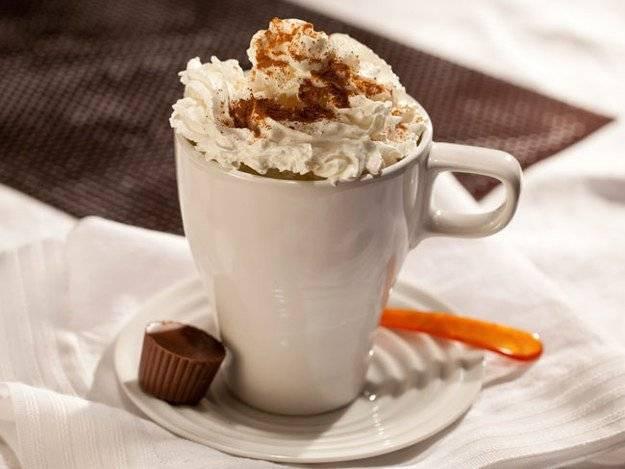 Кофе со сливками — различные способы приготовления бодрящего напитка