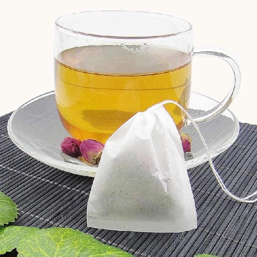 Чай в пакетиках: состав, производство, история, польза и вред, необычное применение.
