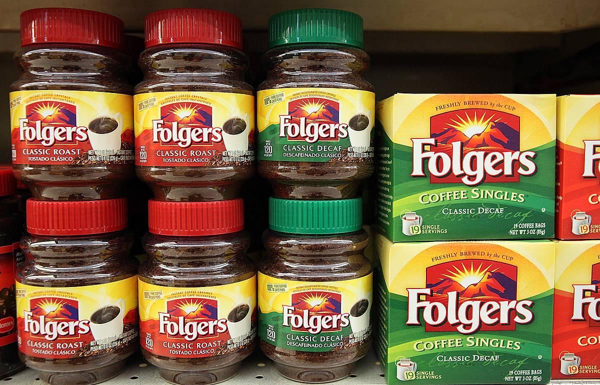 Кофе фолджерс: описание, вкусовые качества, ассортимент folgers