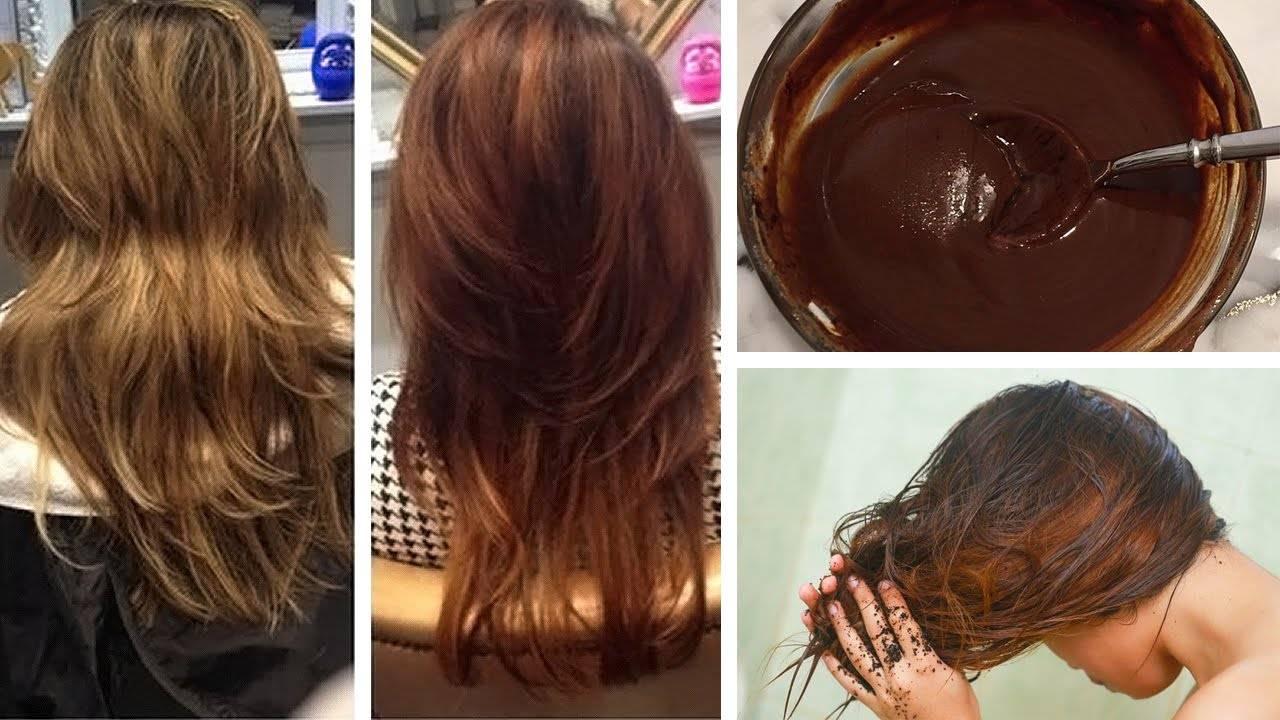 Как покрасить волосы кофе? окрашивание волос кофе в домашних условиях.
