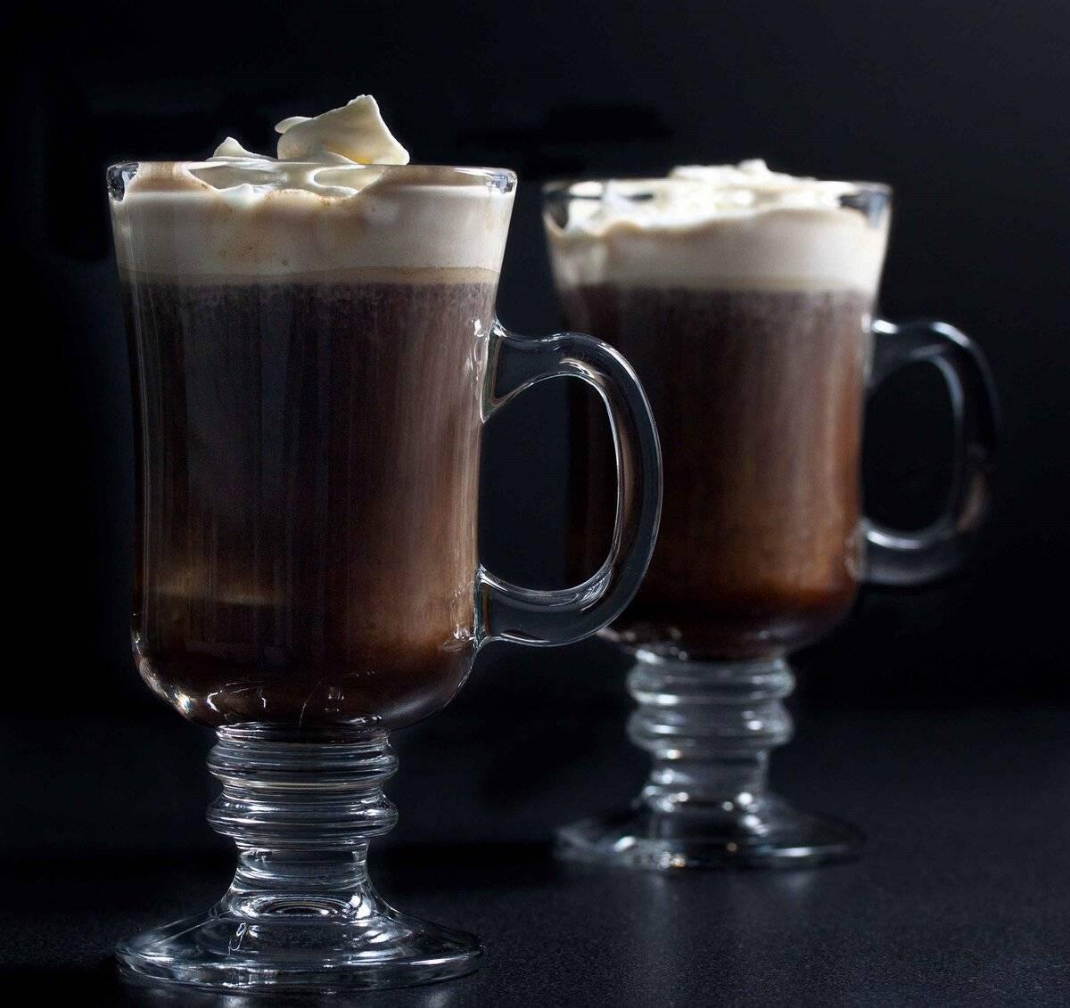 Кофе ирландские сливки (irish coffee) | все очень просто